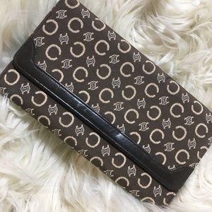 Celine wallet flawless!